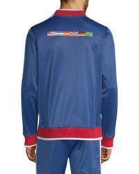2xist - Blue Global Games Track Jacket for Men - Lyst