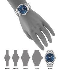Hamilton - Metallic Jazzmaster Thinline Stainless Steel Watch for Men - Lyst