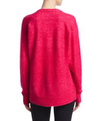 3.1 Phillip Lim Multicolor Exclusive Wool-blend Sweater
