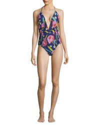 6 Shore Road By Pooja - Blue Coast One-piece Swimsuit - Lyst