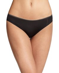 Chantelle - Black Invisible Seamless Brief - Lyst