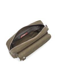 Valentino Green Vltn Crossbody Bag for men