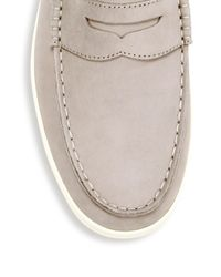 Cole Haan - Multicolor Pinch Weekender Leather Loafers for Men - Lyst