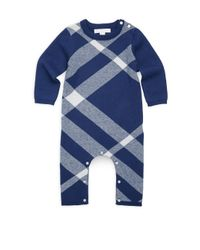 Burberry - Blue Baby's Ashley Coverall for Men - Lyst