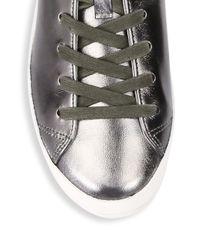 Rag & Bone - Multicolor Rb1 Leather Low Top Sneakers - Lyst