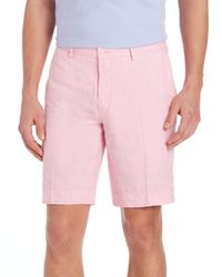 Polo Ralph Lauren - Pink Newport Shorts for Men - Lyst