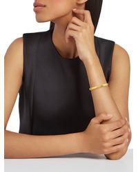 Gas Bijoux Multicolor Milo 24k Yellow Goldplated Bracelet