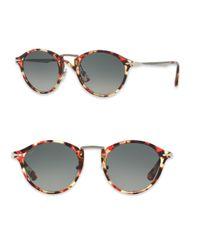 Persol - Multicolor Calligrapher 51mm Phantos Sunglasses - Lyst