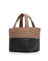 MZ Wallace - Brown Metro Tote - Lyst