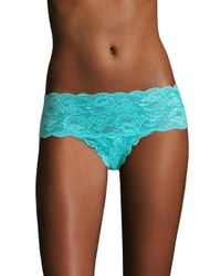 Cosabella - Blue Never Say Never Hottie Hotpants - Lyst