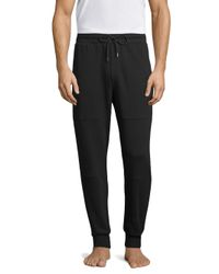 2xist - Black Military Sport Sweatpants for Men - Lyst