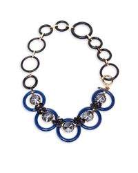Marni | Black Circles Necklace | Lyst