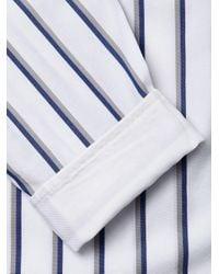Rag & Bone Multicolor Jack Striped Sport Shirt for men