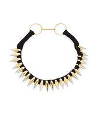 A.L.C. | Metallic Paloma Necklace | Lyst