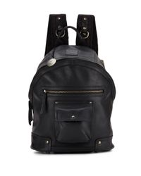 Will Leather Goods | Black Silas Leather Backpack for Men | Lyst