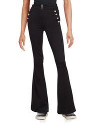 Mcguire   Blue High-waist Sailor Pants   Lyst