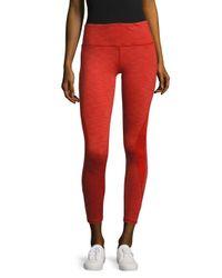 Nanette Lepore | Red Sway Wide Waist Leggings | Lyst