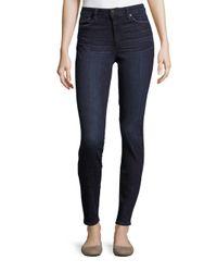 Joe's Jeans | Blue Delilah High-rise Skinny-fit Jeans | Lyst