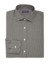 Pink Pony   Black Purple Label Aston Checked Dress Shirt for Men   Lyst