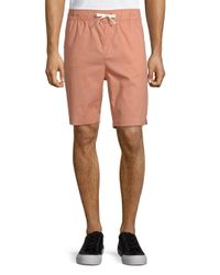 Sovereign Code Purple Gateway Stretch Shorts for men