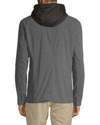 Mpg - Gray Evolve Long-sleeve Jacket for Men - Lyst