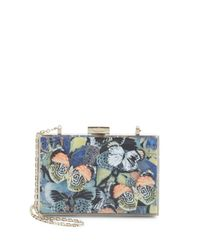 Valentino - Multicolor Butterfly Crossbody Convertible Clutch - Lyst