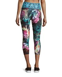 Nanette Lepore | Multicolor Printed Pull-on Leggings | Lyst