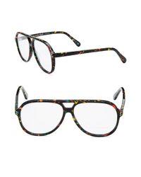 Stella McCartney Black Stella 55mm Eyeglasses