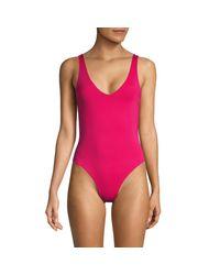 L*Space Multicolor Arizona One-piece Swimsuit