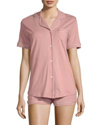 Cosabella Pink Bella Short Pajamas