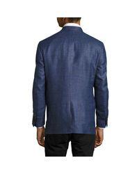 Lauren by Ralph Lauren Blue Checked Two-button Jacket for men