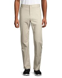 Wesc Gray Eddy Slim-fit Chinos for men