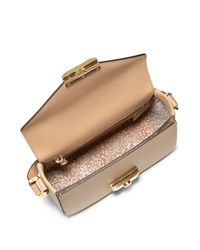 Longchamp - Natural Le Pliage Heritage Leather Crossbody Bag - Lyst
