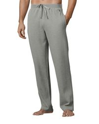 Polo Ralph Lauren - Black Thermal Pajama Pants for Men - Lyst