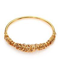 Chloé - Metallic Freja Collar Necklace - Lyst