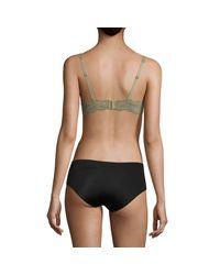Cosabella Black Lace Push-up Bra