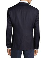BOSS Blue Classic Wool Sportcoat for men