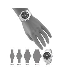 Ferragamo Metallic Classic Stainless Steel Bracelet Watch for men