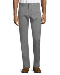 BOSS Gray Maine Pants for men