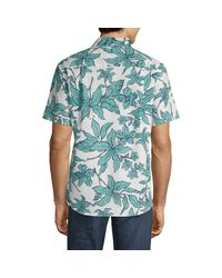 Reyn Spooner Natural Luhiehu Tailored Button-down Shirt for men