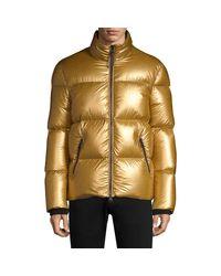 Mackage Greg Metallic Coat for men