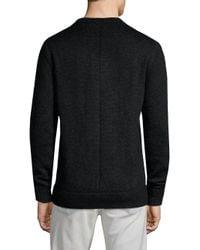 Givenchy Black Snake-print Sweater for men