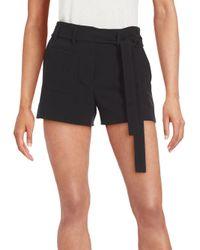 Helmut Lang - Black Patch Pocket Shorts - Lyst