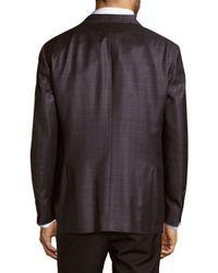 Todd Snyder Gray Mayfair-fit Wool Blazer for men