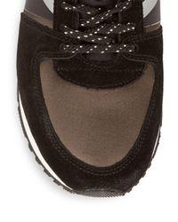 Tretorn Black Loyola Sneakers for men