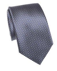 G-Star RAW Blue Collection Textured Silk Tie for men