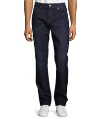 Joe's Blue Brixton Straight-fit Denim Jeans for men