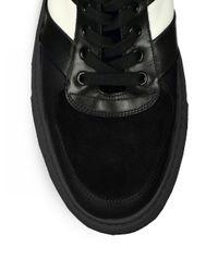 Bally Black Hewie High-top Sneakers for men