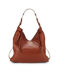 Kooba Brown Startford Hobo Bag