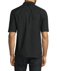 Helmut Lang Black Bar Tab Ss Shirt for men